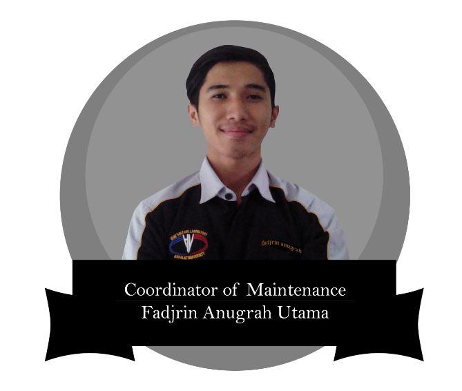 Koordinator Maintenance