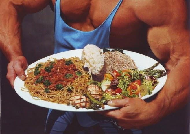Белковая диета для бодибилдеров фото