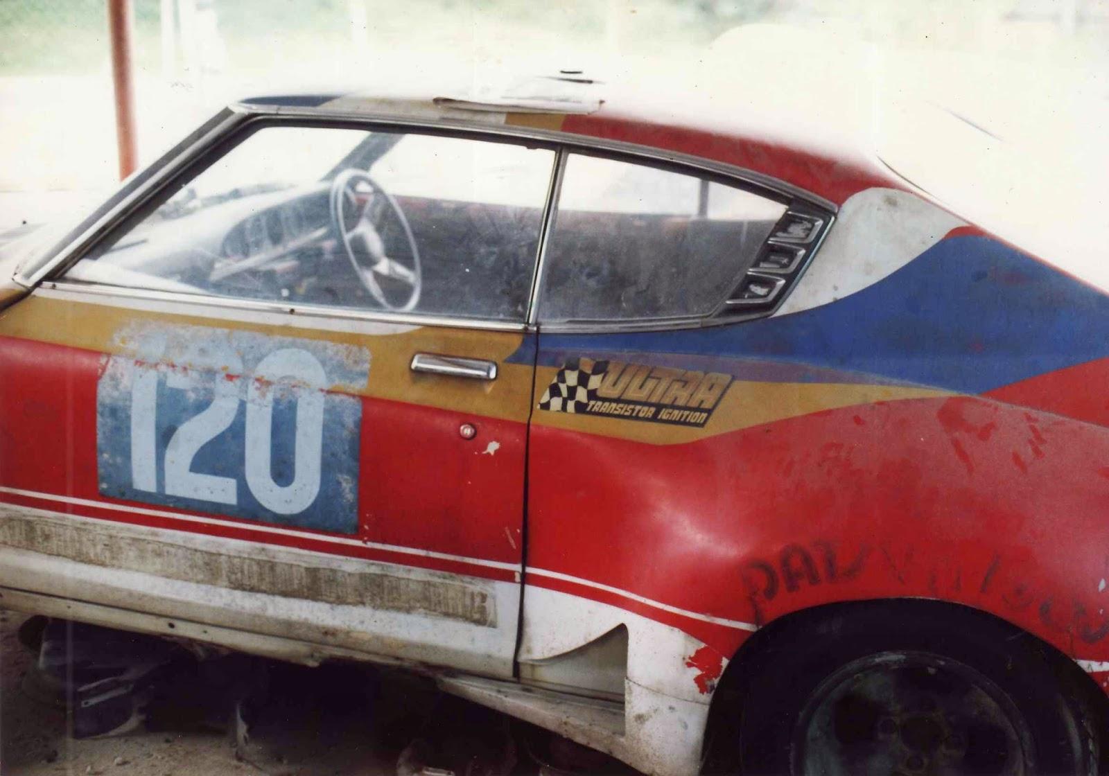 A Datsun Turbo Violet from 1974: 1974 Datsun 160J SSS ...