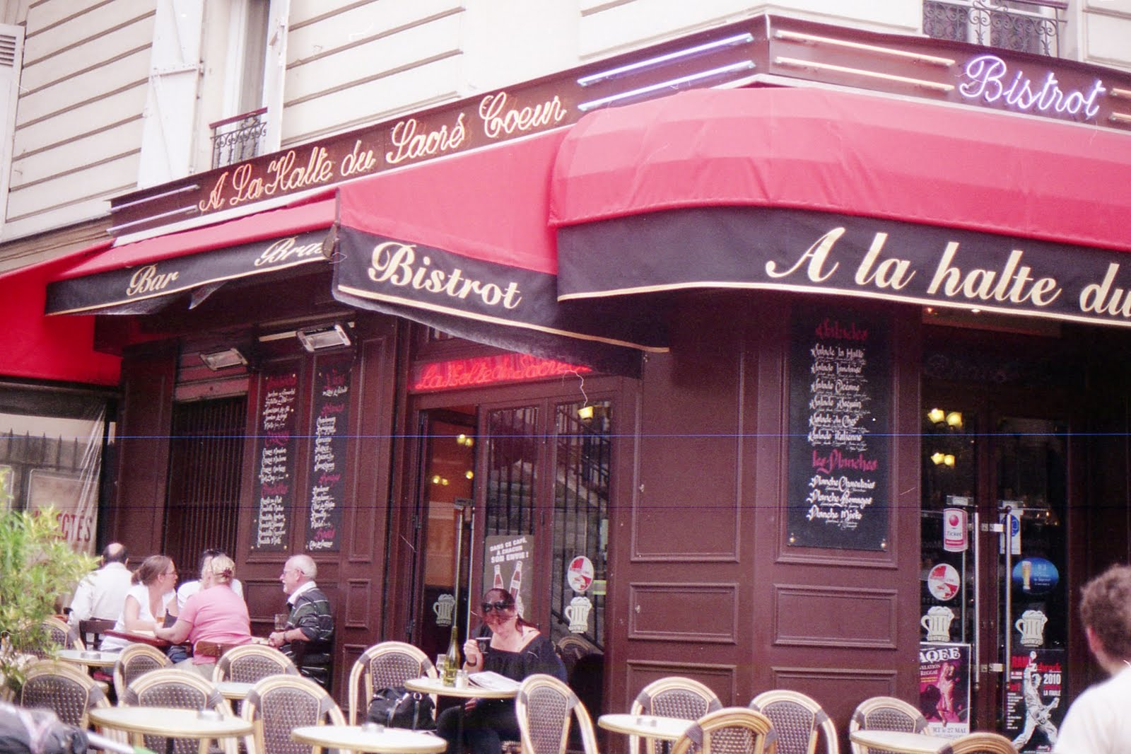 Cafe St Placide Rue De Rennes
