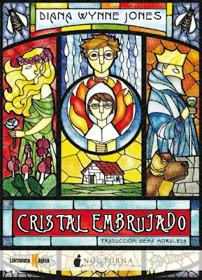 cristal embrujado wynne jones