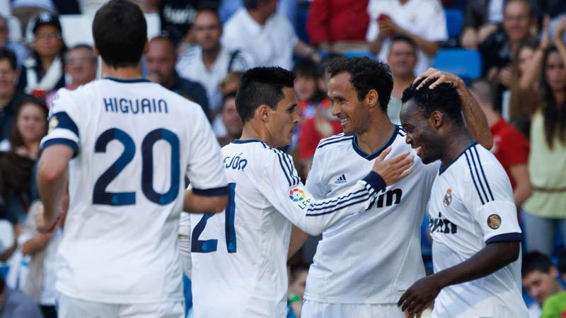 Real Madrid Vs Osasuna Full Match Video 6-1-13