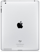 Apple iPad 2 (rear)