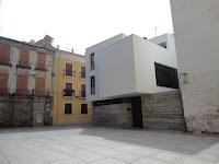 Plaza del Pericón, Centro Histórico de Málaga