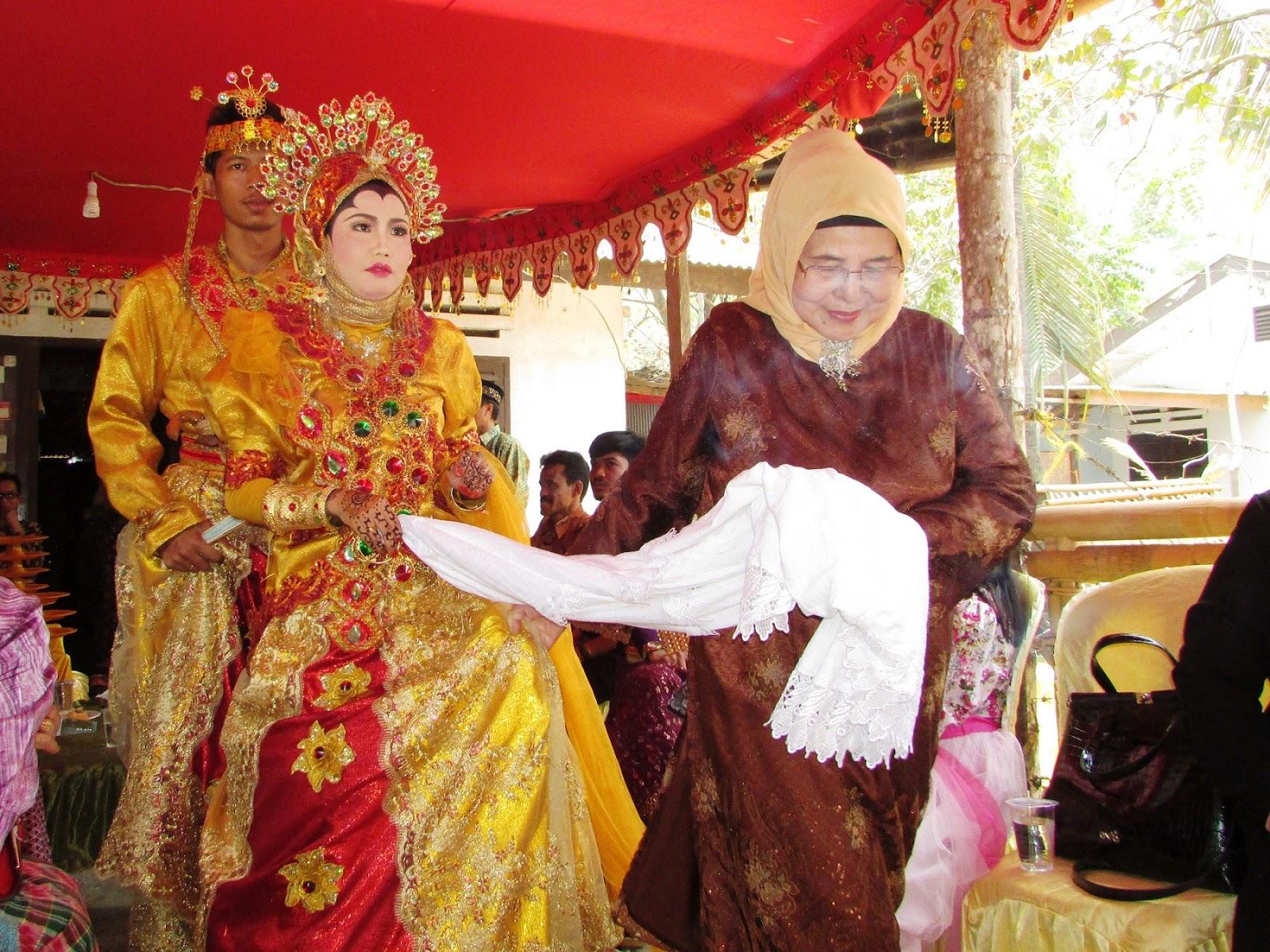 Pengantin Bugis Makassar