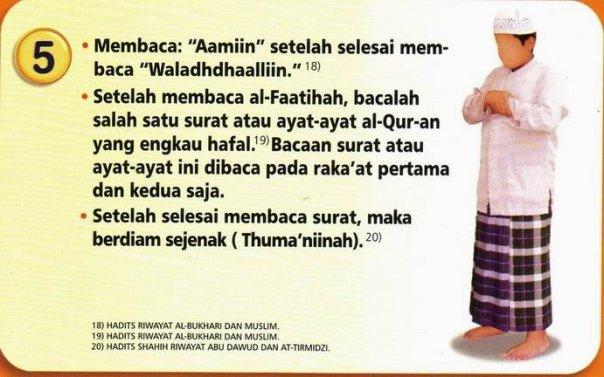 Gambar Tuntunan Shalat Sesuai Sunnah Rasulullah5