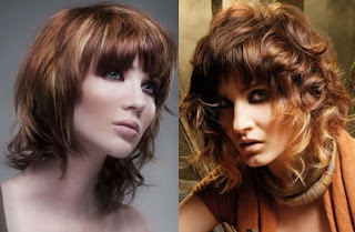 Medium Hair Cuts For Winter 2012