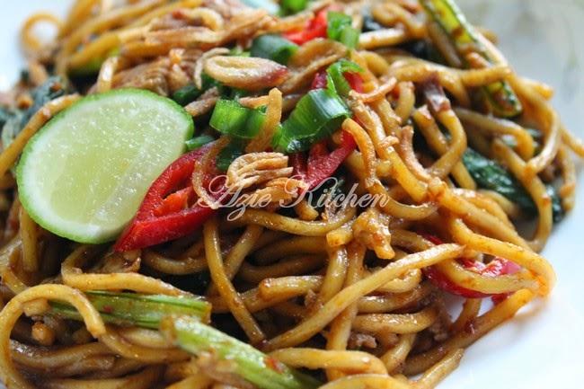 Mee Goreng Basah Dia Isteri Luar Biasa Azie Kitchen
