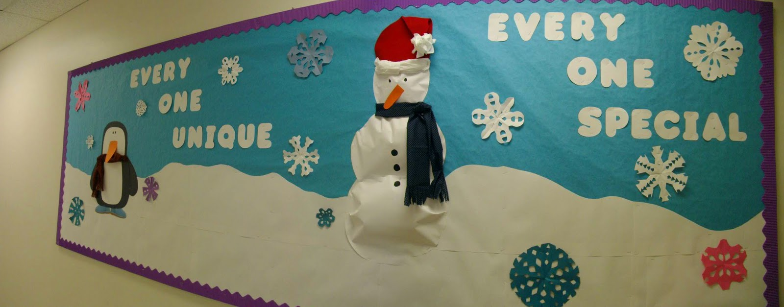 Bulletin boards ideas penguins