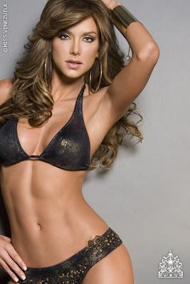 Un Cuerpazo de infarto es el que lleva a Brasil nuestra Vanessa ...