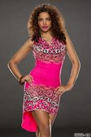 Rochie LovelyGirl Pink