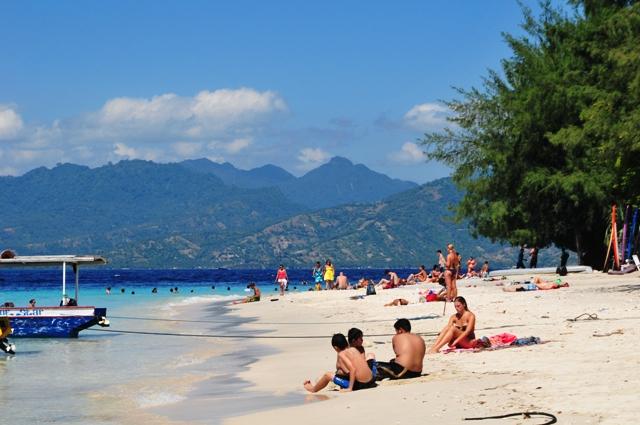Gili Trawangan Pulau Lombok 5