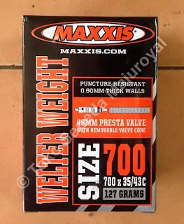 Ban Dalam Maxxis 700x35-43c