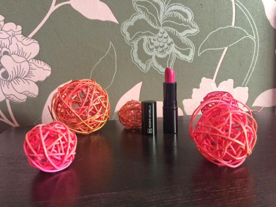 ral rouge à lèvres fushia rose adopt réserve naturelle