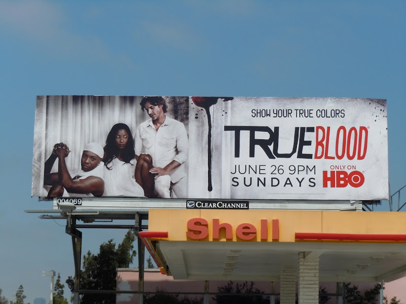 True Blood Tara season 4 billboard