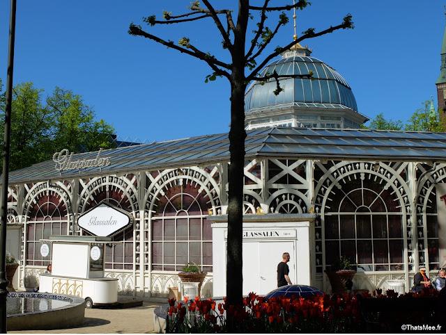 jardin de Tivoli copenhague danemark parc attraction disneyland