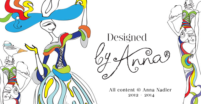 Designs by Anna Nadler © 2012-2014