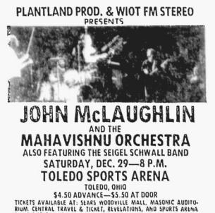 mahavishnu orchestra personal view Check out mahavishnu orchestra on amazon music stream ad-free or purchase  cd's and mp3s now on  see all 19 albums by mahavishnu orchestra.