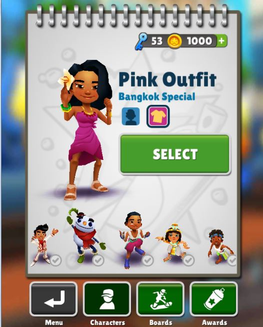 Cheat Subway Surfers Mod Apk September 2015