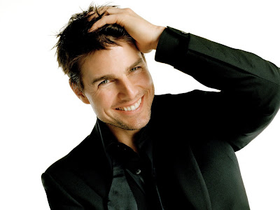 Tom Cruise - Blushing
