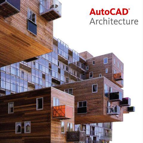 Architecture Autocad4