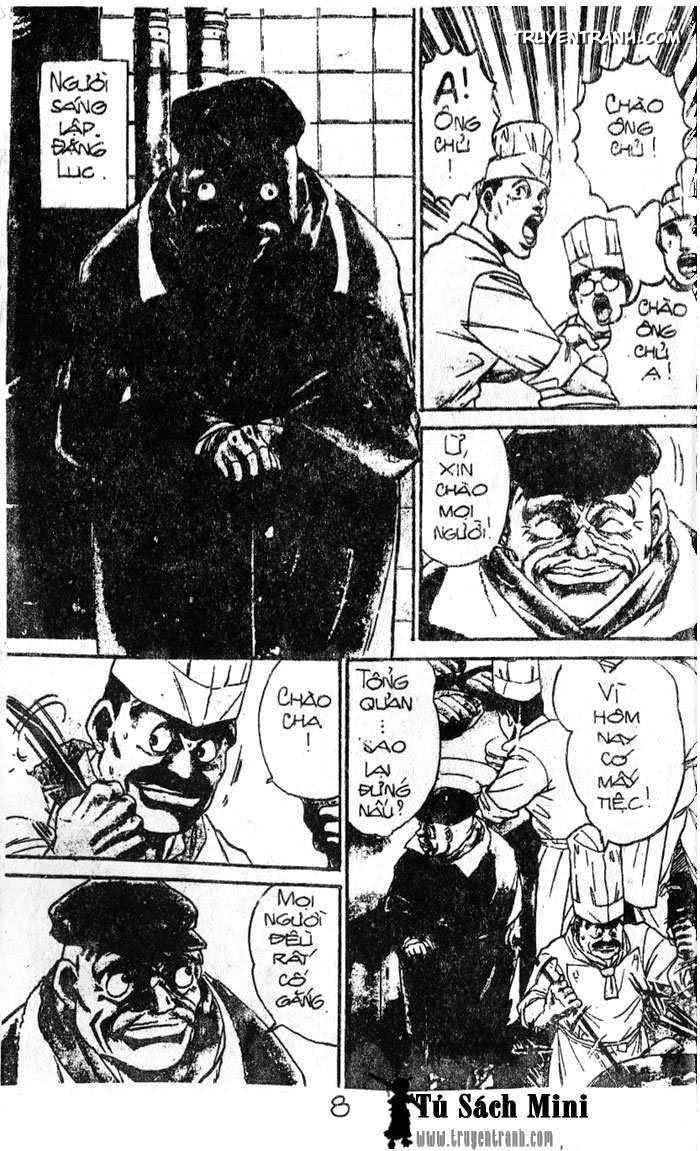 Đầu bếp siêu đẳng (Iron Wok Jan) Chapter 1 - Trang 17
