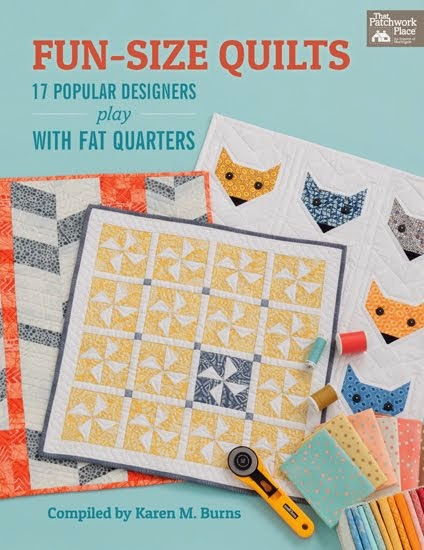 Fun-Size Quilts - July 2014