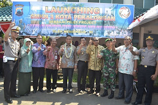 SMKN 3 Kota Pekalongan Jadi sekolah Pelopor Keselamatan Berlalu-lintas Pertama Di Indonesia