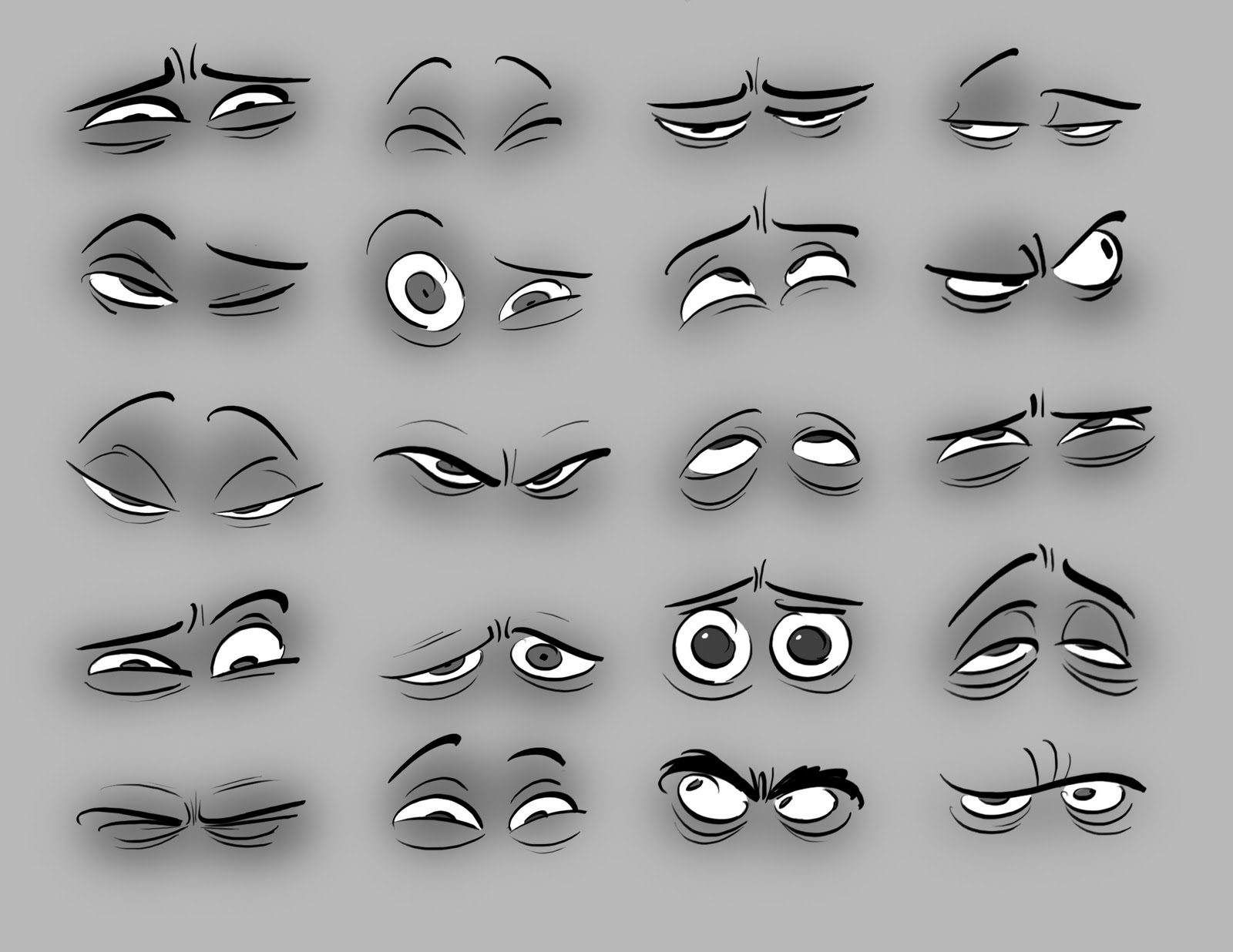 Character Design Eyes : Character design fall assignment