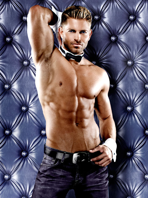 Jaymes Vaughan of the Chippendales and CBS' The Amazing Race