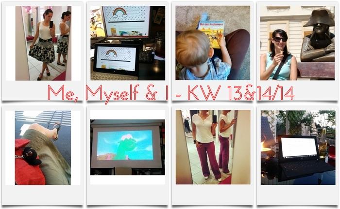 Me, Myself & I - KW 13+14/14