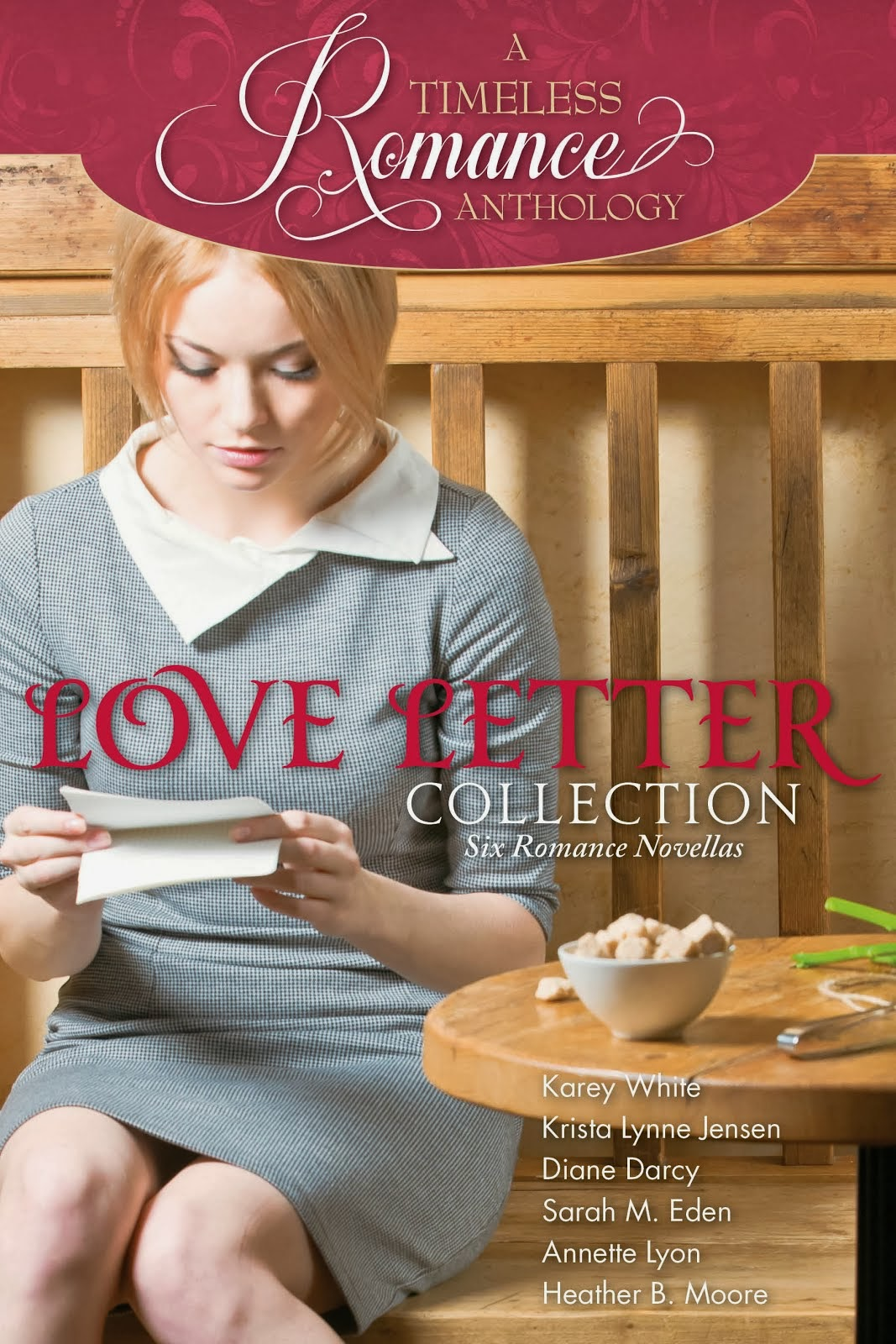 Newest Release! Love Letter Collection
