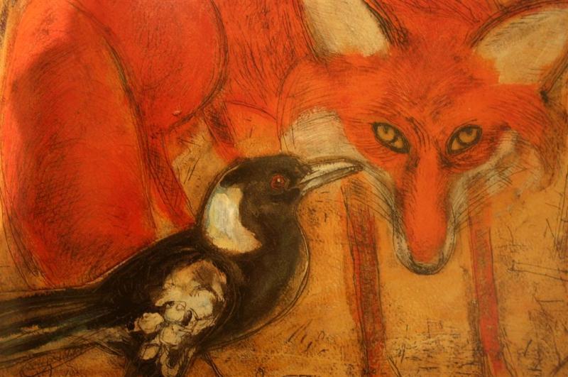 fox by margaret wild pdf