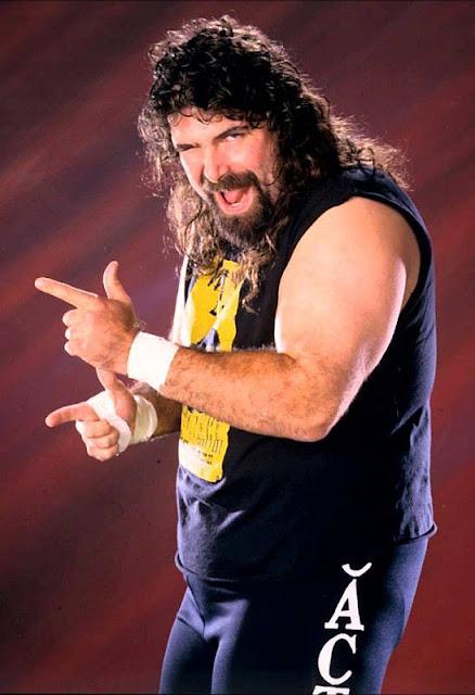 Cactus Jack / Mick Foley - WCW