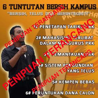 Rafizi bikin UMNO panas punggung lagi