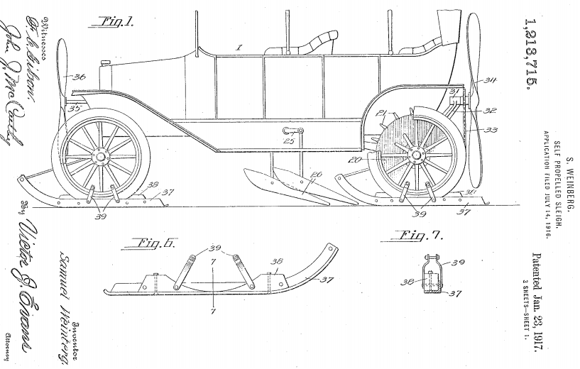 U.S. Patent 1,213,715
