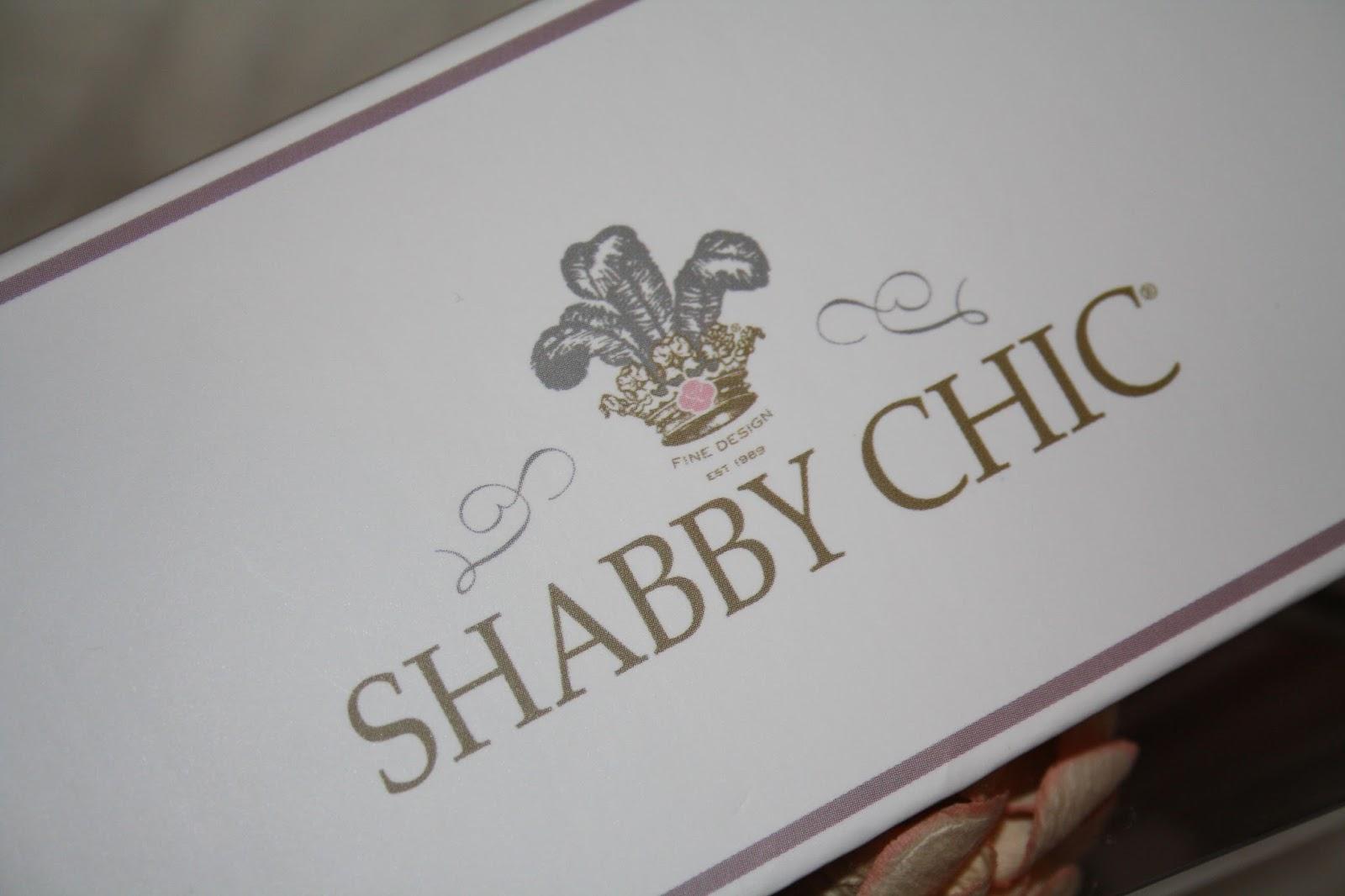 Shabby Chic from the flower Garden
