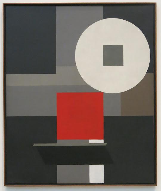 London - Tate Modern - Friedrich Vordemberge-Gildewart