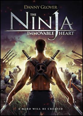 Ninja – O Guerreiro Imortal - DVDRip AVI Dual Áudio - RMVB Dublado