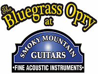 The Bluegrass Opry Smoky Mountain Guitars in Pigeon Forge, TN
