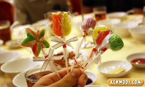 chinese wedding candies
