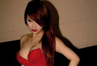 Model Bugil Amoy Berbibir Seksi