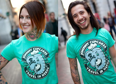 Johnny Cupcakes Animal Kingdom T-Shirt Collection - Travel in Herds T-Shirts