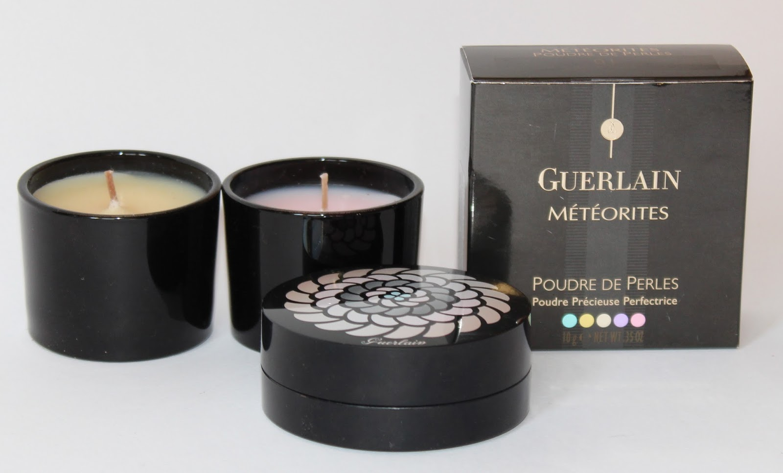 Guerlain Meteorites Poudre De Perles 01 Mythyc Parfait