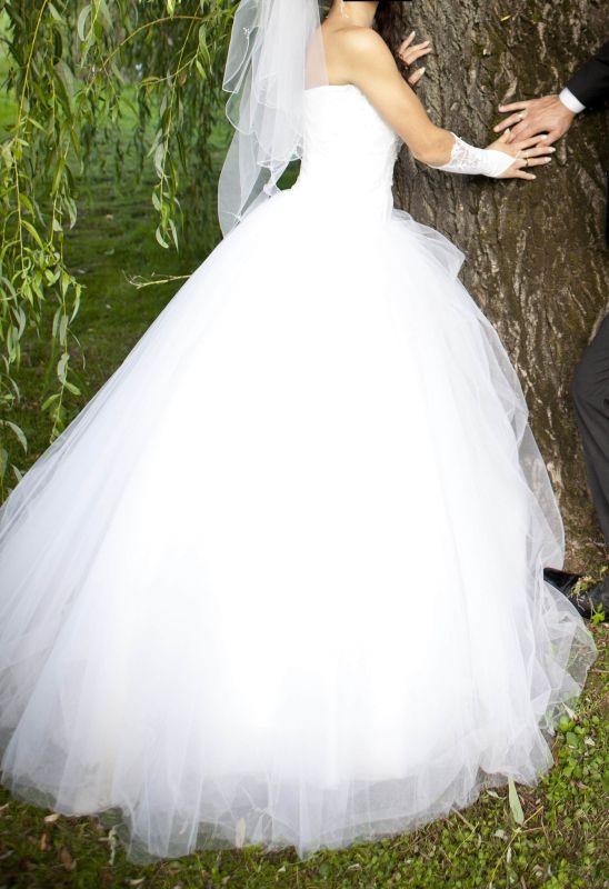 Suknie ślubne Vestido Suknia ślubna W Stylu Księżniczki 3436