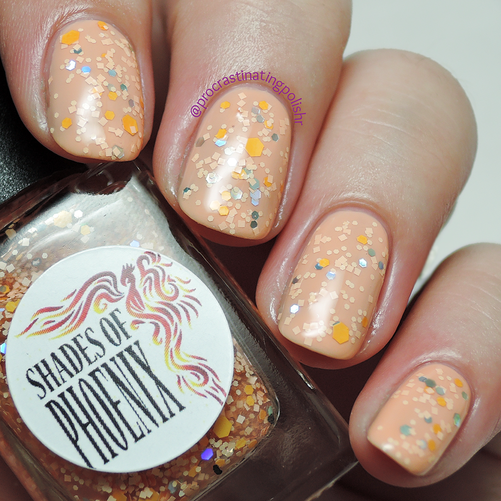 Shades of Phoenix - Millions of Peaches | Sparkling Simplicity collection