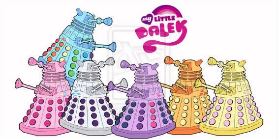 Exterminate Dalek German Dalek Extermination is