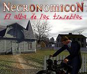 Necronomicón: El alba de las tinieblas.
