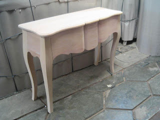 klasik furniture meja konsole klasik french stlye mentah supplier mebel jepara meja french unfinished mahoni