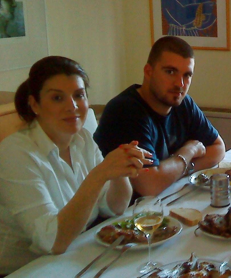 Alexandra & Yiannis